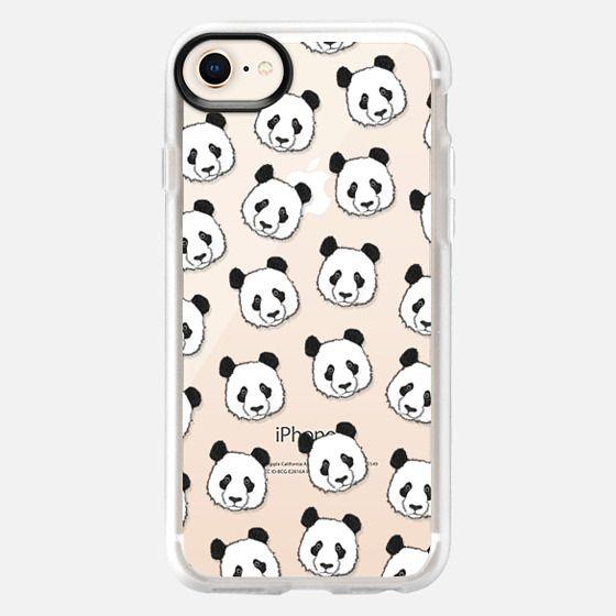 PANDAS - Snap Case