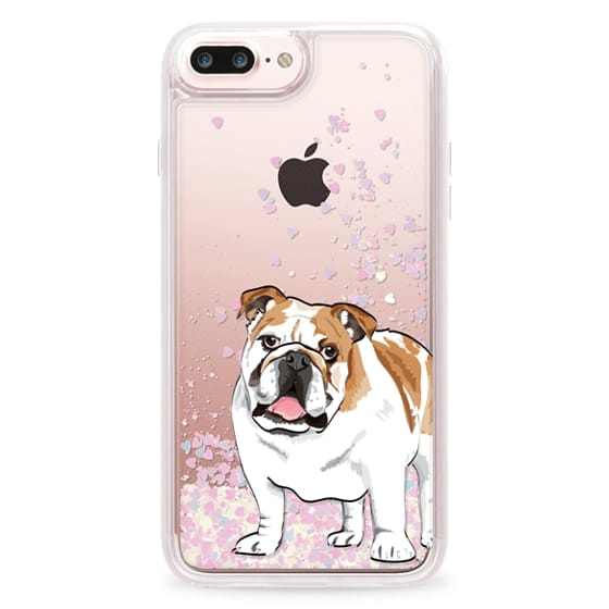 bulldog iphone 7 plus case