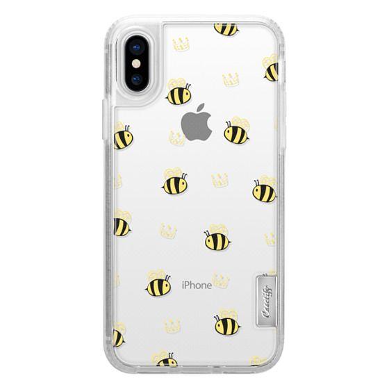 iPhone X Cases - QUEEN BEE