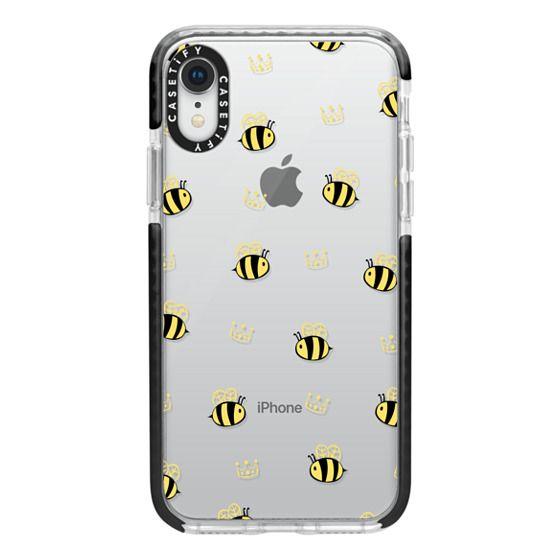 iPhone XR Cases - QUEEN BEE