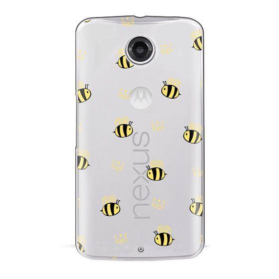Nexus 6 Cases - QUEEN BEE