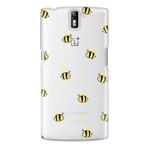 One Plus One Cases - QUEEN BEE