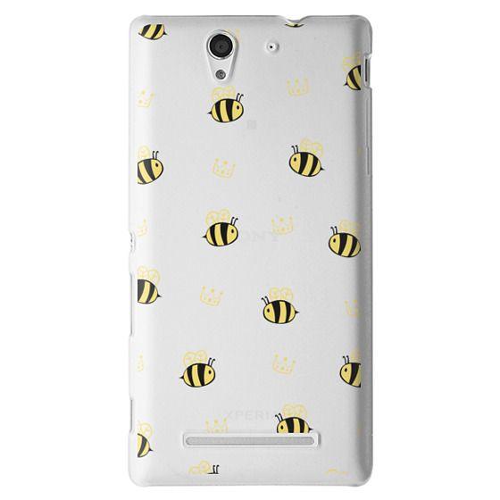 Sony C3 Cases - QUEEN BEE