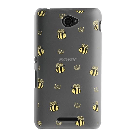 Sony E4 Cases - QUEEN BEE