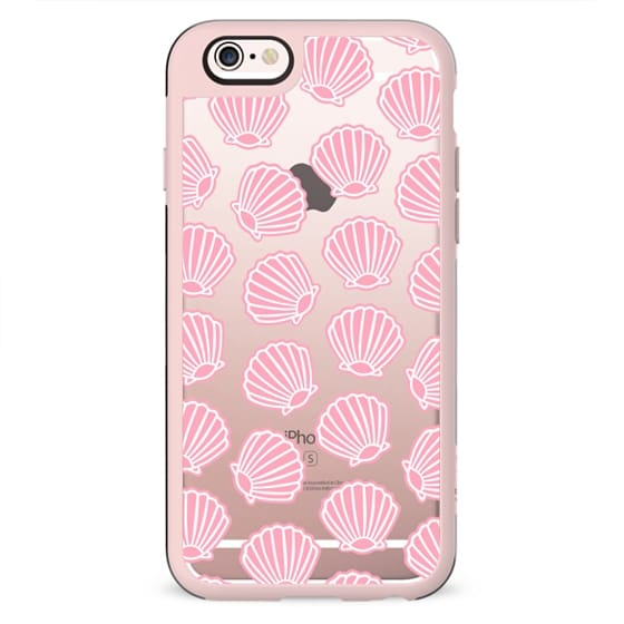 PINK CLAM SHELLS