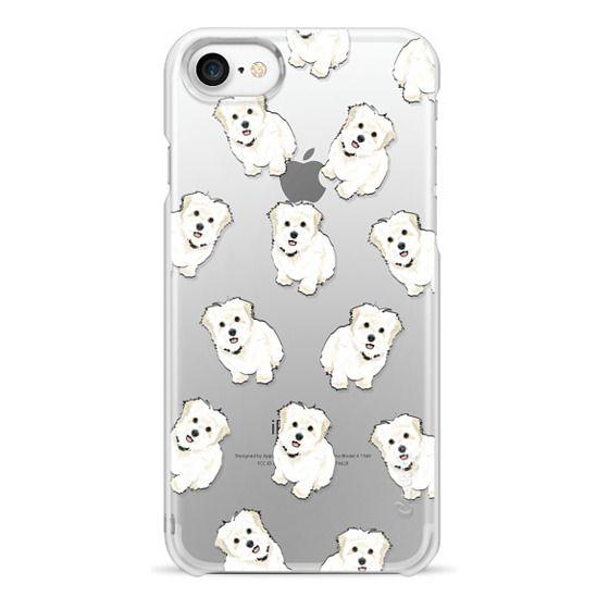 iPhone 7 Cases - Elvis the Maltipoo