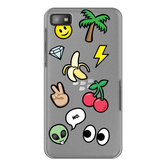 Blackberry Z10 Cases - EMOTICONS