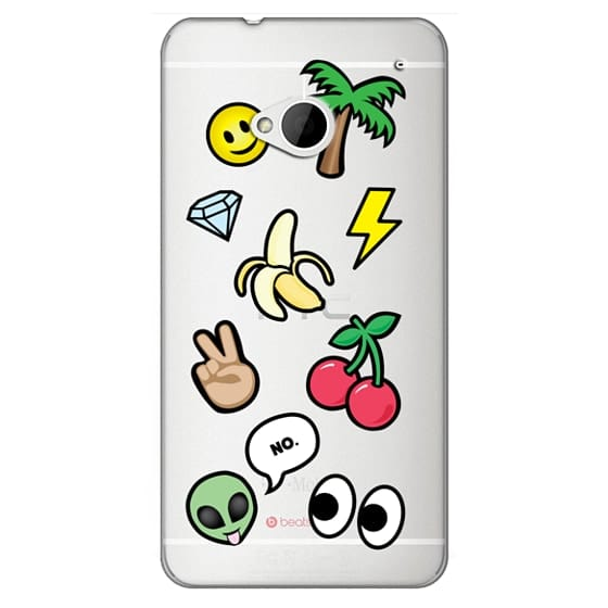 Htc One Cases - EMOTICONS
