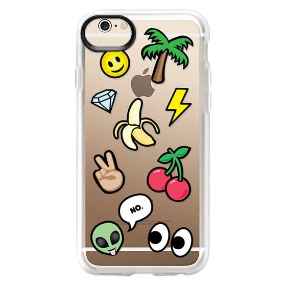 iPhone 6 Cases - EMOTICONS
