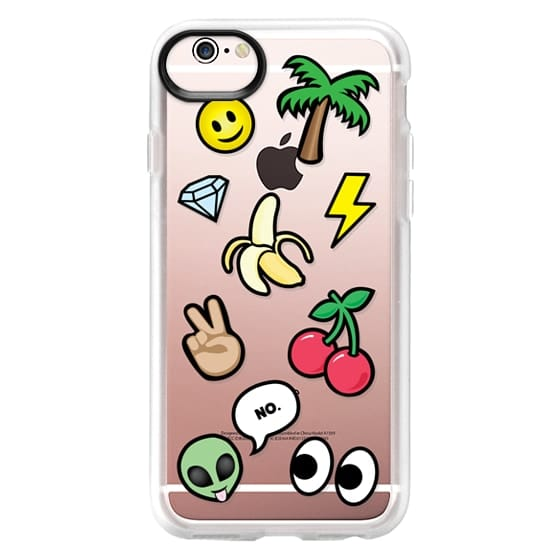 iPhone 6s Cases - EMOTICONS