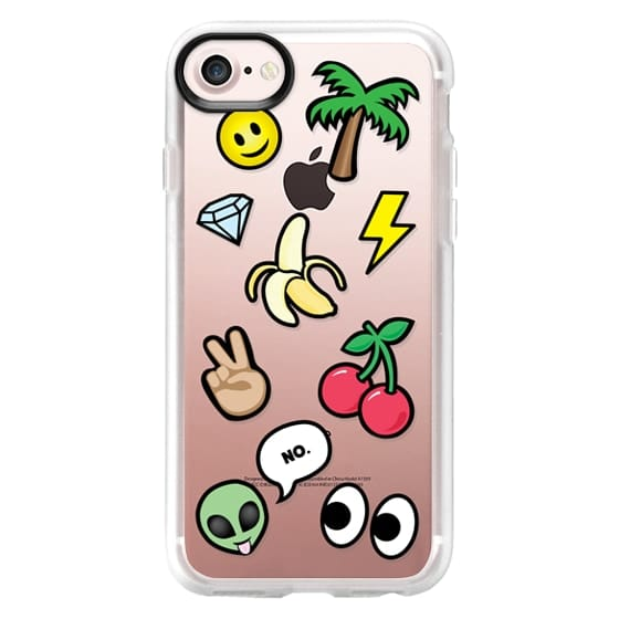 iPhone 7 Cases - EMOTICONS