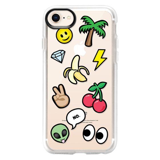 iPhone 8 Cases - EMOTICONS