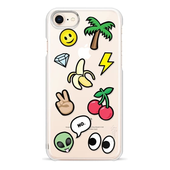 iPhone 8 Cases - EMOTICONS