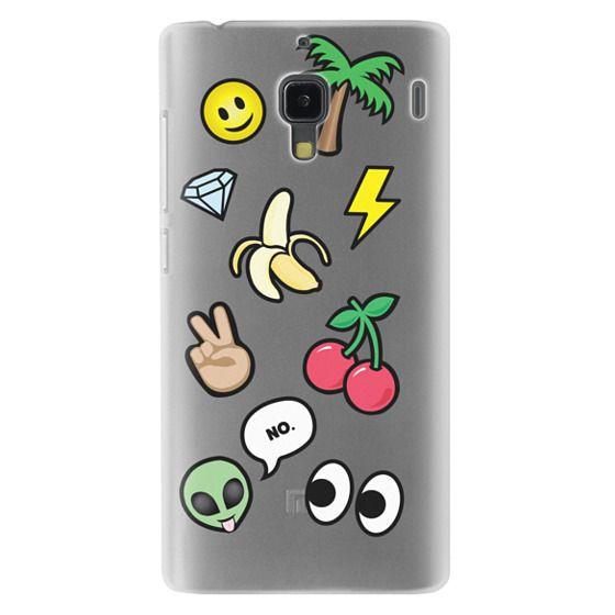 Redmi 1s Cases - EMOTICONS