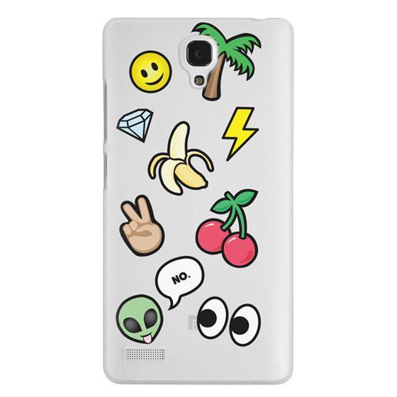 Redmi Note Cases - EMOTICONS