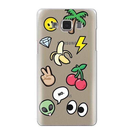 Samsung Galaxy A5 Cases - EMOTICONS