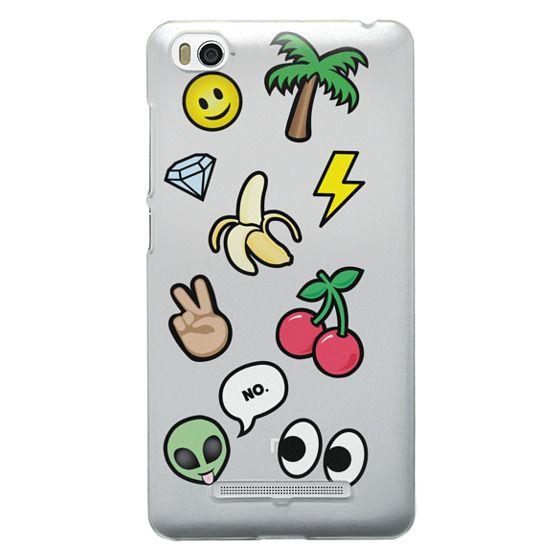 Xiaomi 4i Cases - EMOTICONS