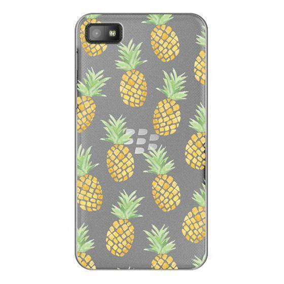Blackberry Z10 Cases - PINEAPPLES