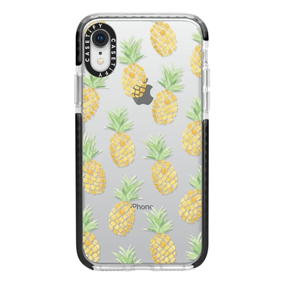 iPhone XR Cases - PINEAPPLES