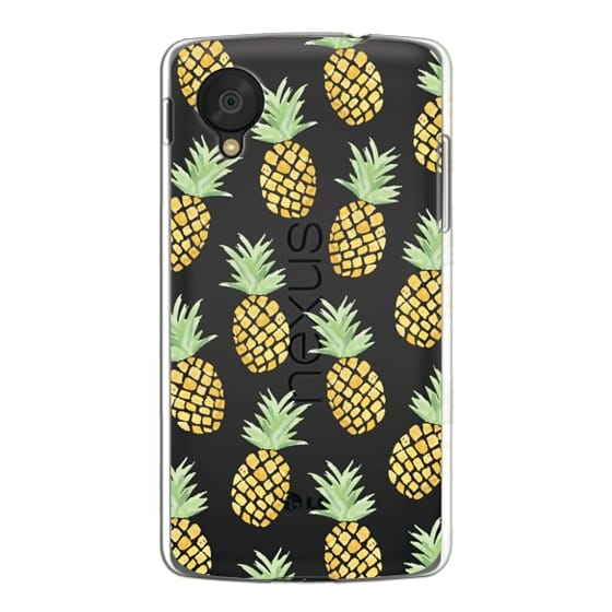 Nexus 5 Cases - PINEAPPLES