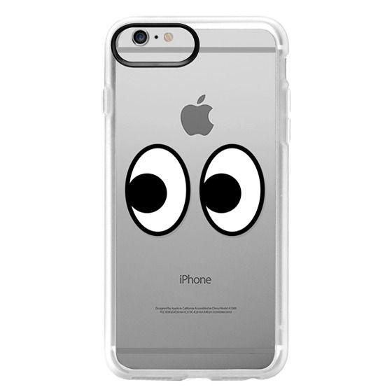 iPhone 6 Plus Cases - EYES EMOJI