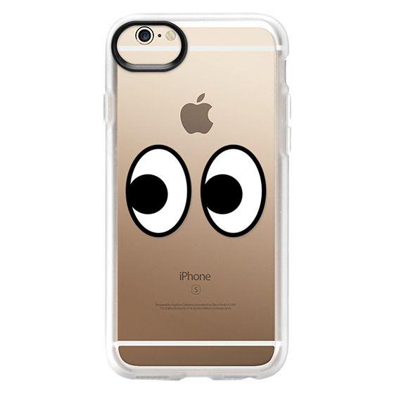 iPhone 6 Cases - EYES EMOJI