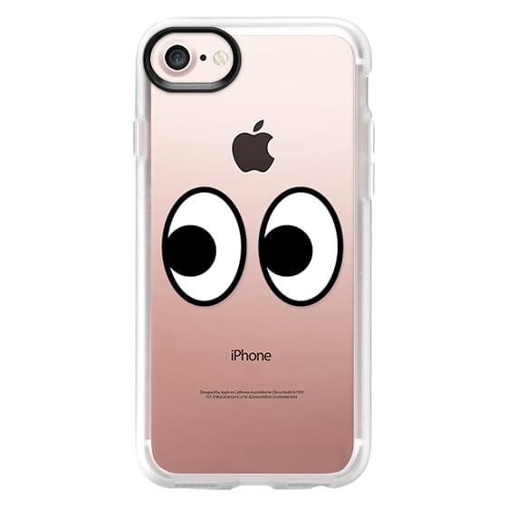 iPhone 7 Cases - EYES EMOJI