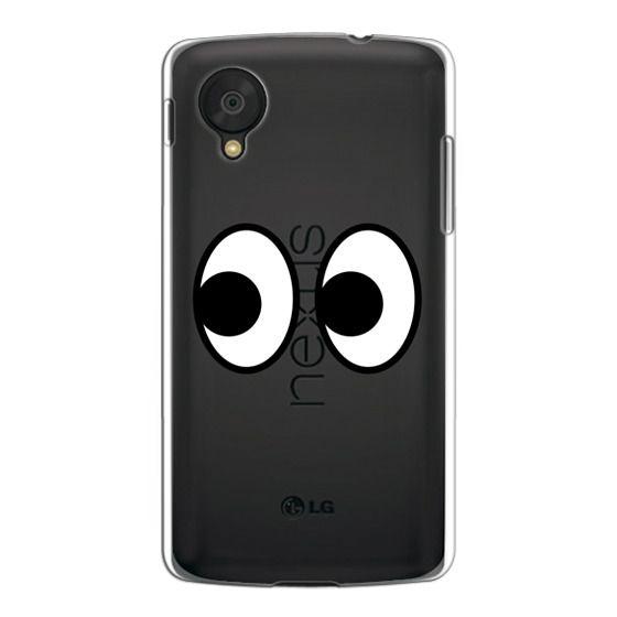 Nexus 5 Cases - EYES EMOJI