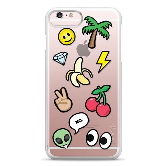 iPhone 6s Plus Cases - EMOTICONS