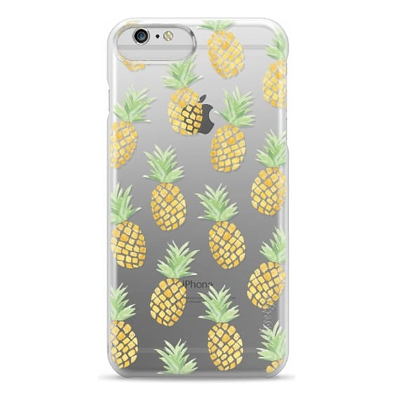 iPhone 6 Plus Cases - PINEAPPLES