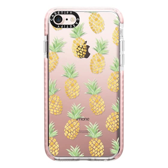 iPhone 7 Cases - PINEAPPLES