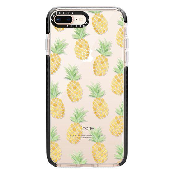 iPhone 8 Plus Cases - PINEAPPLES