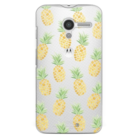 Moto X Cases - PINEAPPLES