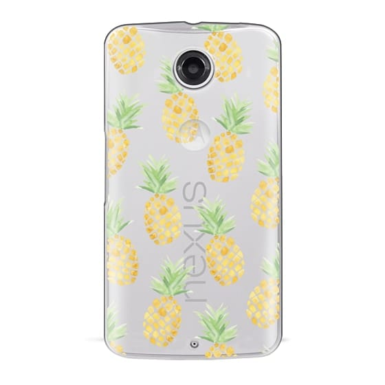 Nexus 6 Cases - PINEAPPLES