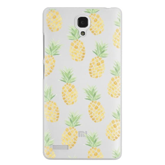 Redmi Note Cases - PINEAPPLES