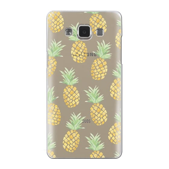 Samsung Galaxy A5 Cases - PINEAPPLES