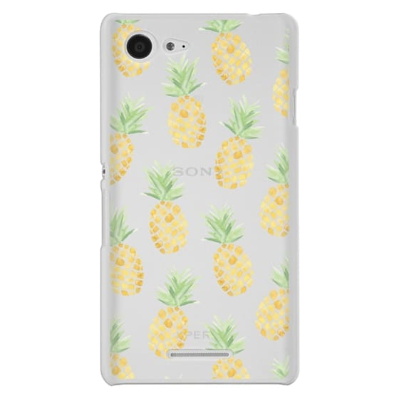 Sony E3 Cases - PINEAPPLES