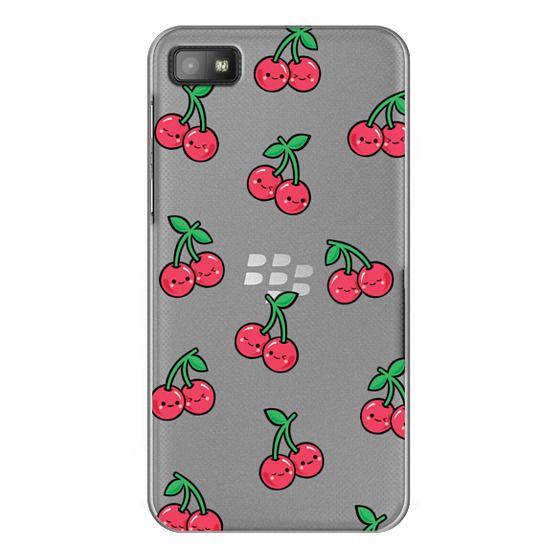 Blackberry Z10 Cases - CHEEKY CHERRIES
