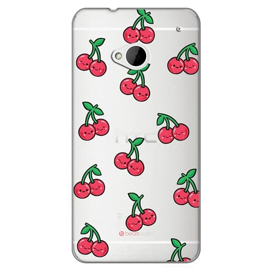 Htc One Cases - CHEEKY CHERRIES