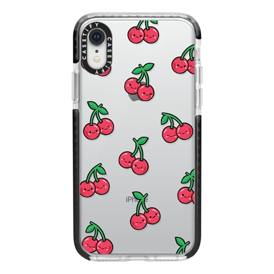 iPhone XR Cases - CHEEKY CHERRIES