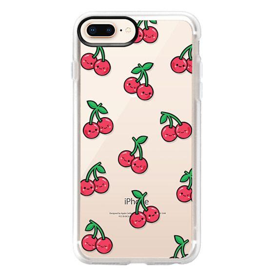 iPhone 8 Plus Cases - CHEEKY CHERRIES