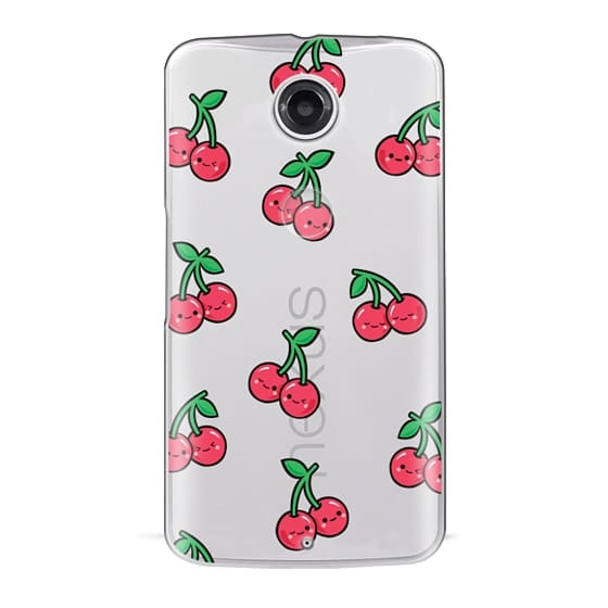 Nexus 6 Cases - CHEEKY CHERRIES