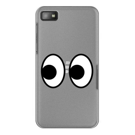 Blackberry Z10 Cases - EYES EMOJI
