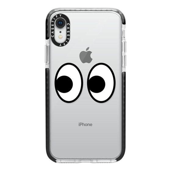 iPhone XR Cases - EYES EMOJI