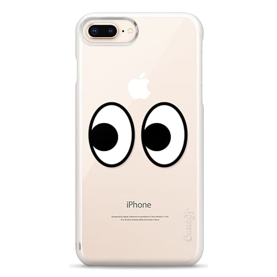 iPhone 8 Plus Cases - EYES EMOJI