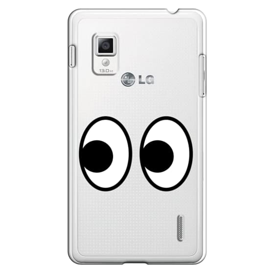 Optimus G Cases - EYES EMOJI