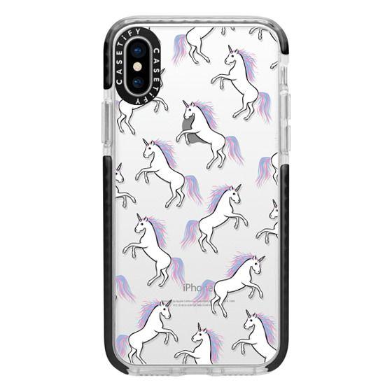 iPhone X Cases - UNICORN