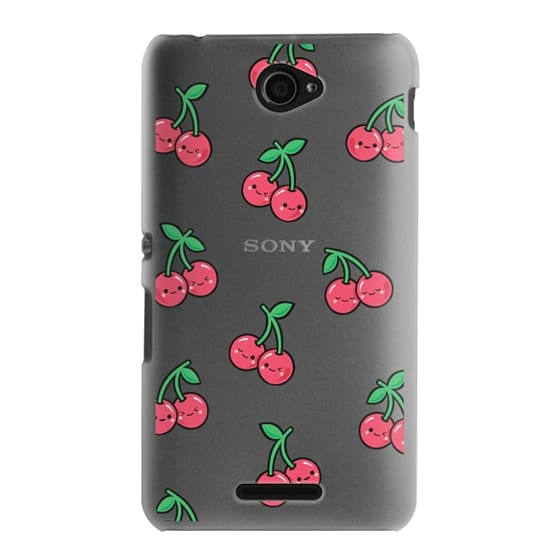 Sony E4 Cases - CHEEKY CHERRIES