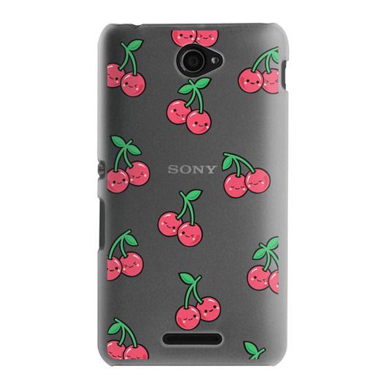 Sony E4 Cases - CHEEKY CHERRIES
