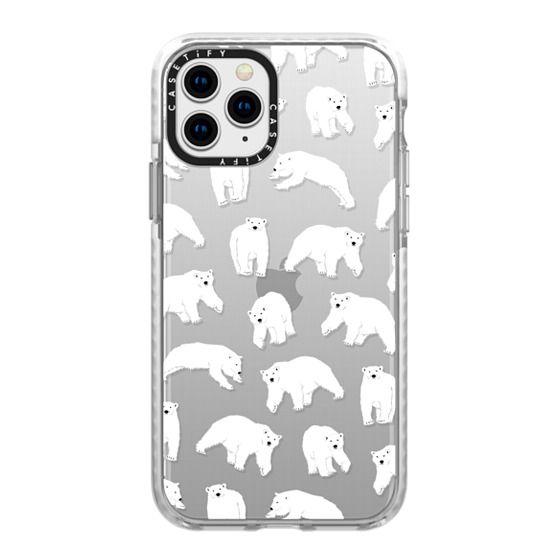 iPhone 11 Pro Cases - POLAR BEARS